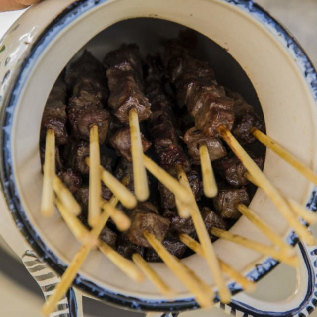 MUTTON ARROSTICINI